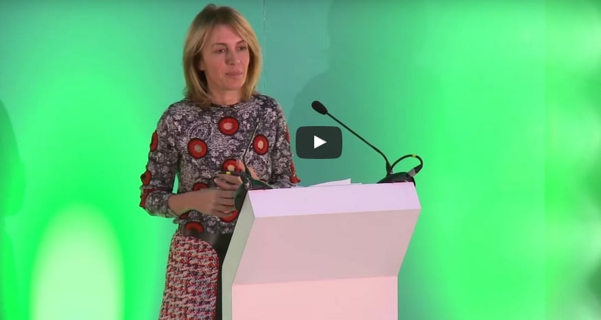 Video: Sahar Hashemi founder of Coffee Republic at our 2015 Award Ceremony