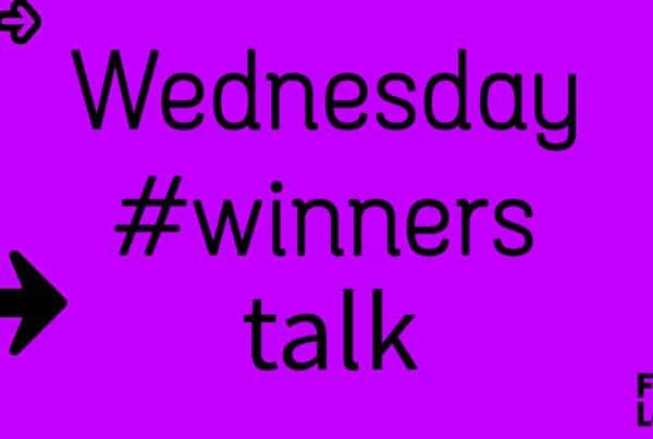 #winnerstalk: We Share your Best Bits from our Weekly twitter Chats