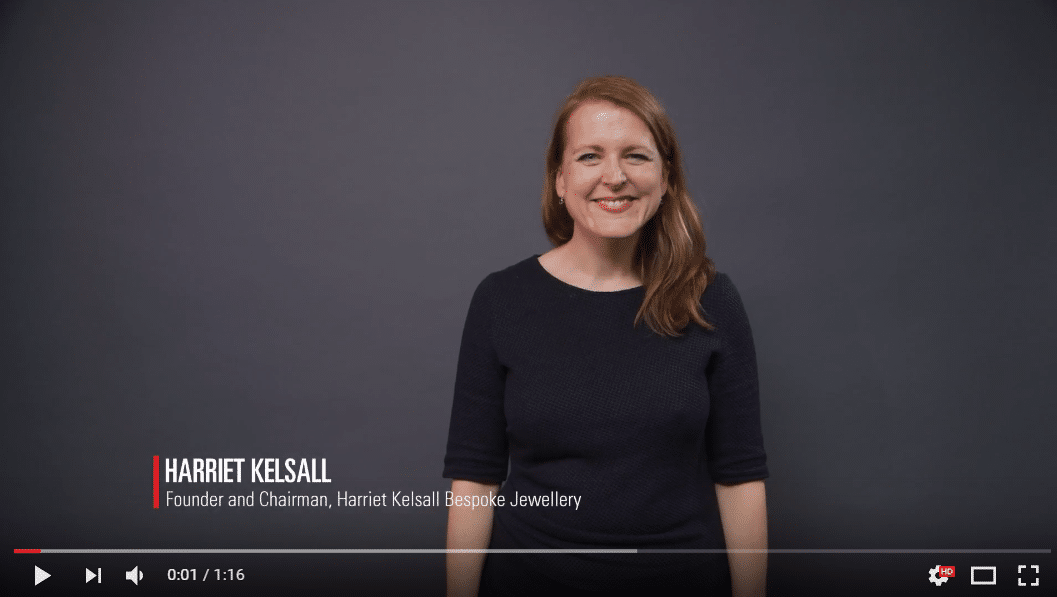 Success Stories: An Interview with Harriet Kelsall of HK Jewellery