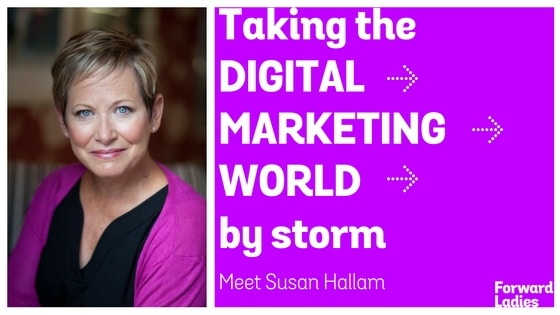 Meet the Woman Who is Taking the Digital Marketing World by Storm