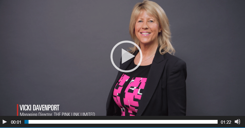 Meet The Woman Who Turned Logistics Pink