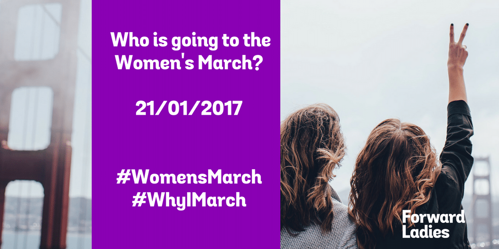 The Women's March And Donald Trump