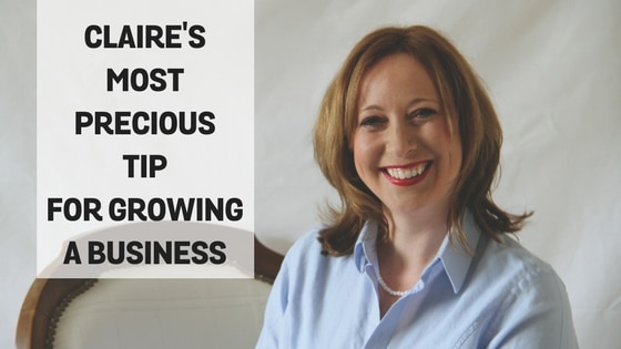 Revealed: Most Precious Tip For Growing A Business