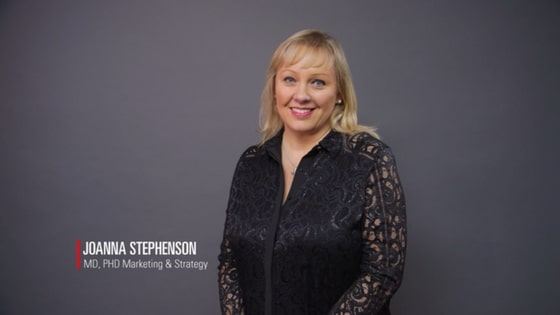 Valuable Business Advice From Joanna Stephenson, PHD Marketing & Strategy
