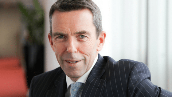5 Minutes with HSBC UK, CEO, Ian Stuart | Forward Ladies