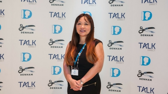 Delegation, Disability & Disney:  Linda Jones, Managing Director, Talk Direct