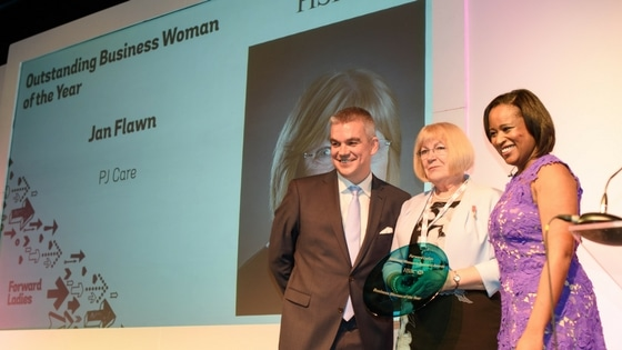 From Nurse To Award Winning Business Woman