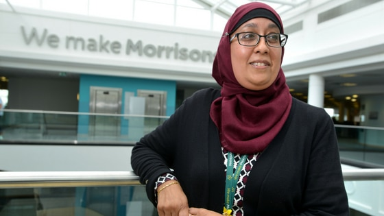 Career & Leadership Tips: Noor Ali, Morrisons
