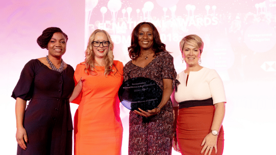 The UK's Top Business Women Have Been Recognised at The Prestigious Grand Final of The Forward Ladies National Awards & Summit 2018, Sponsored by HSBC UK