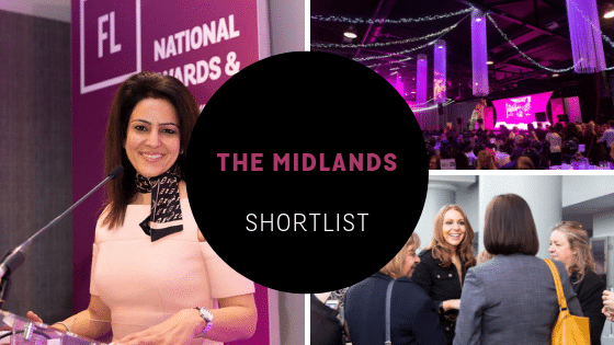 The Midlands shortlist unveiled for the FL National Awards & Summit 2019